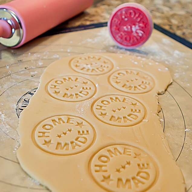 Baked With Love Cookie Stamps