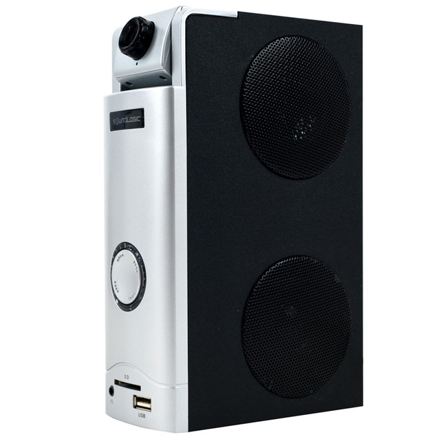 3-in-1 Webcam Desktop Speaker