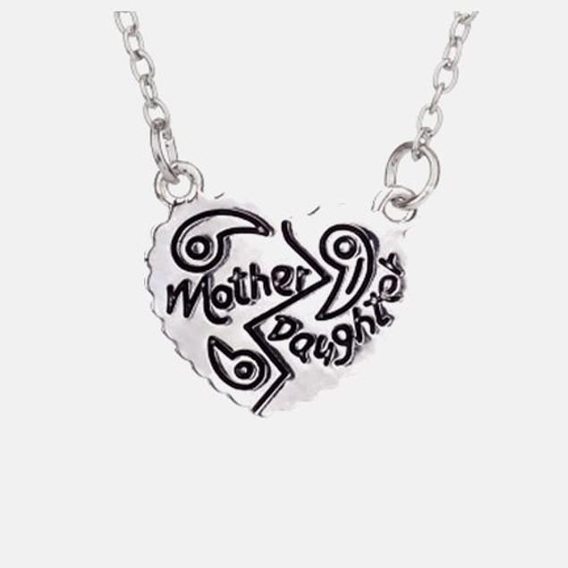 Mother Daughter Love Pendant