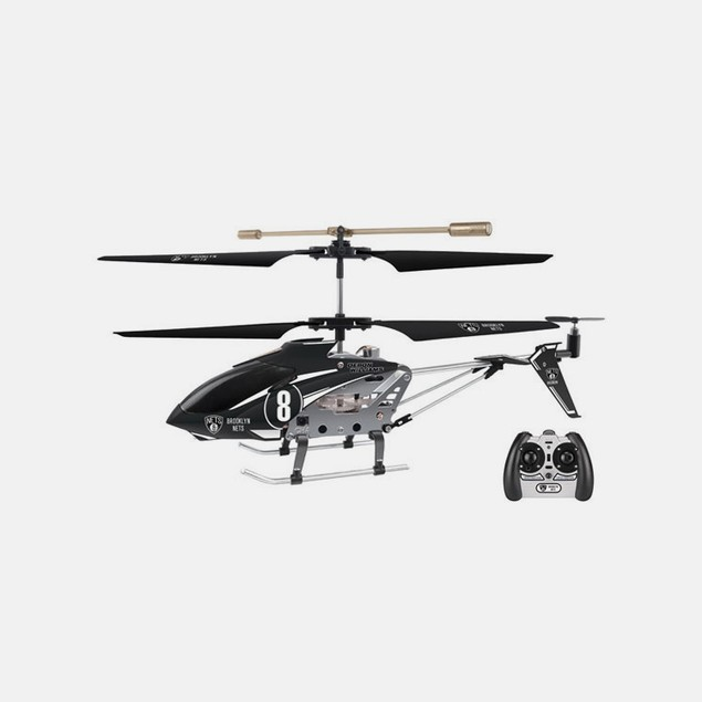 NBA Brooklyn Nets Deron Williams RC Helicopter