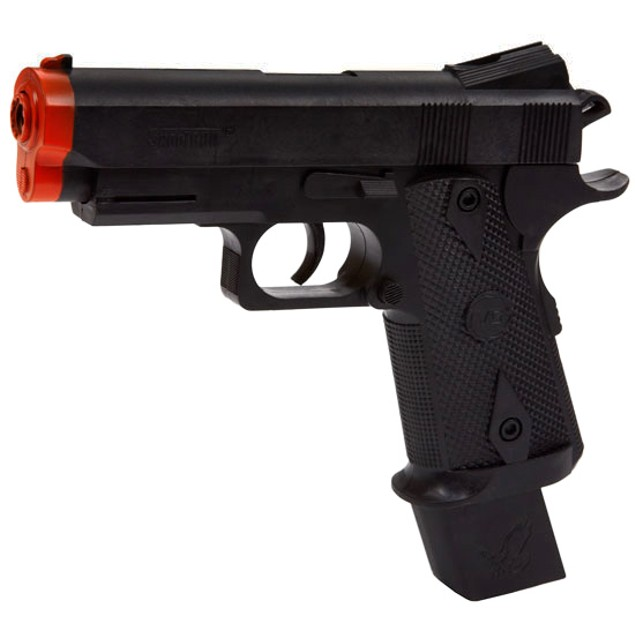 World Tech Arms Defender 45 FPS-300 Spring Airsoft Pistol