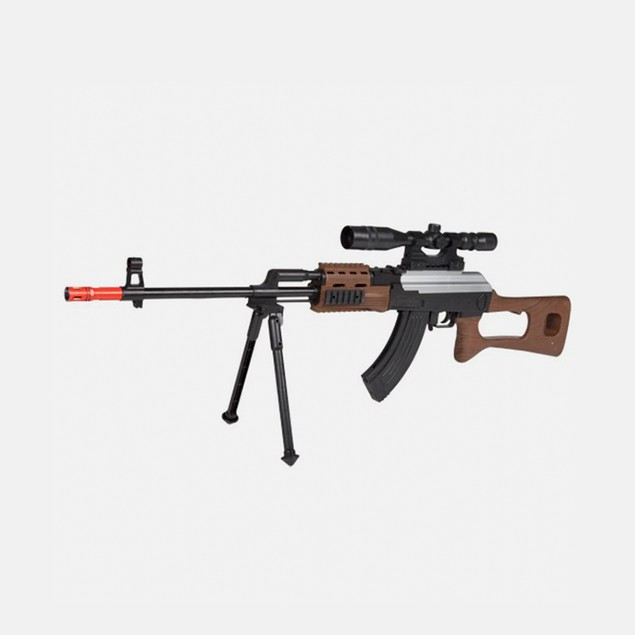Crossfire AK-47 FPS-140 Spring Airsoft Sniper Rifle