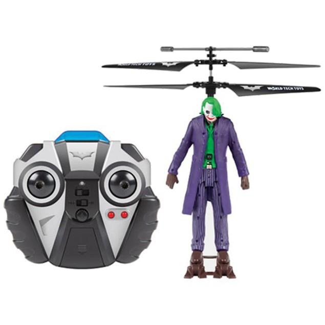 DC Comics World Tech Joker 3.5CH RC Helicopter