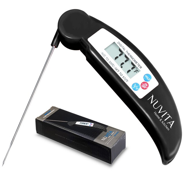 Nuvita Instant Read Digital Cooking Thermometer