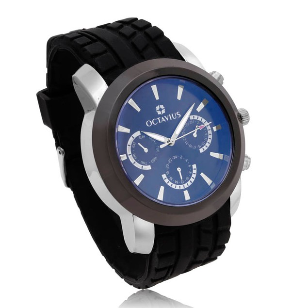 Octavius Darlington Watch - Dark