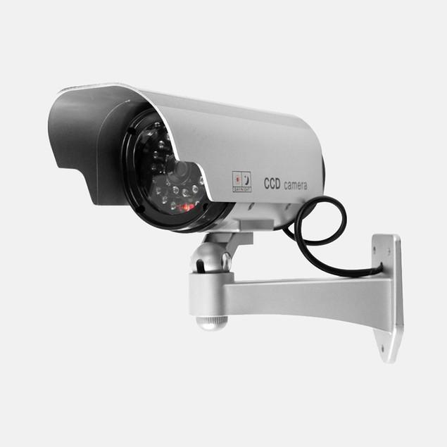 Security Camera Decoy w/ Blinking LED