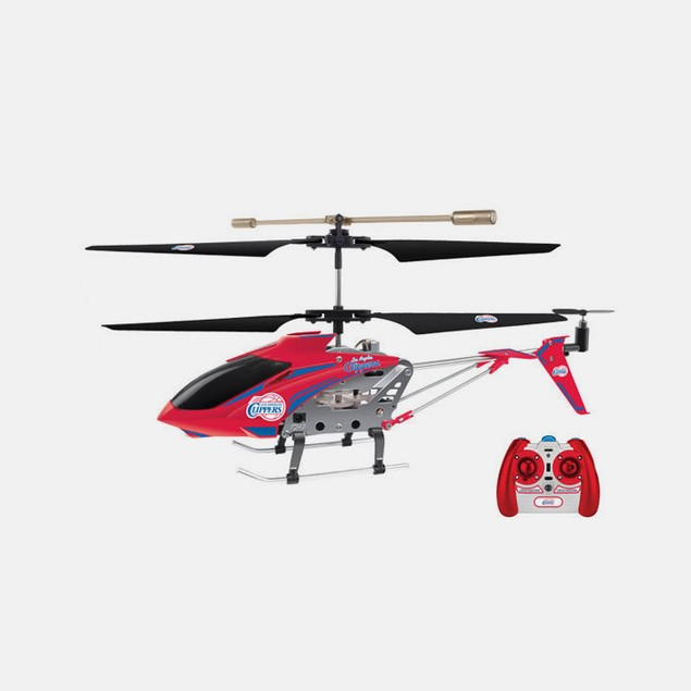NBA LA Clippers Team RC Helicopter