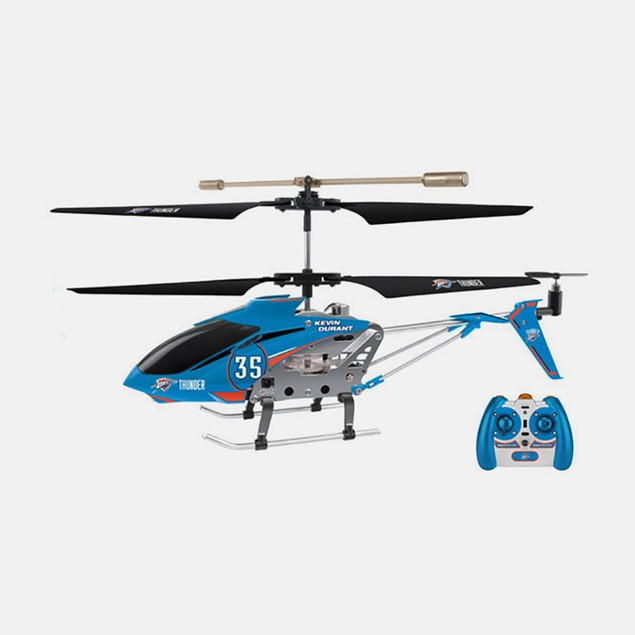 NBA Licensed Oklahoma City/Kevin Durant Helicopter