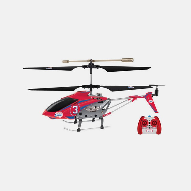 NBA LA Clippers Chris Paul RC Helicopter
