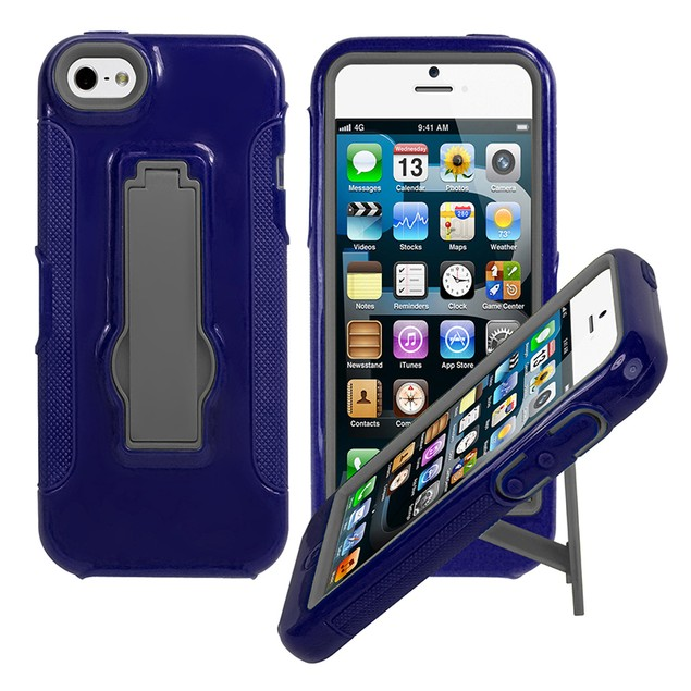 "iPhone 6 4.7"" Rugged Kickstand Case"