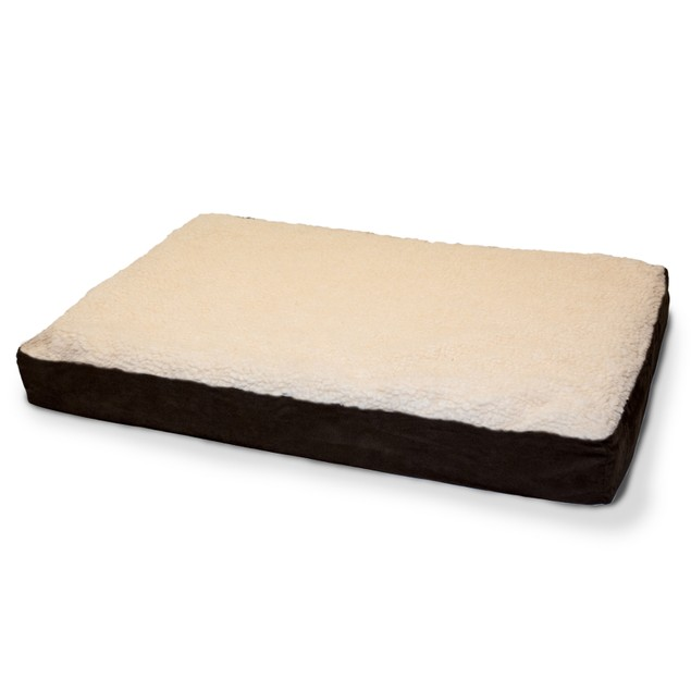 Faux Sheepskin Orthopedic Pet Mattress Tanga