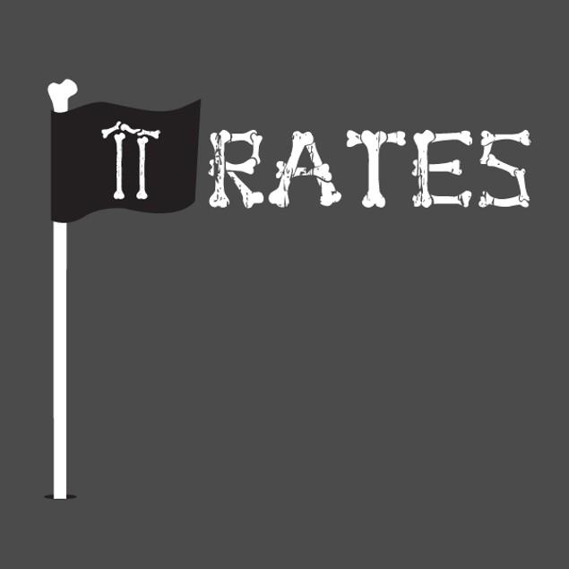 Pi-Rates T-Shirt