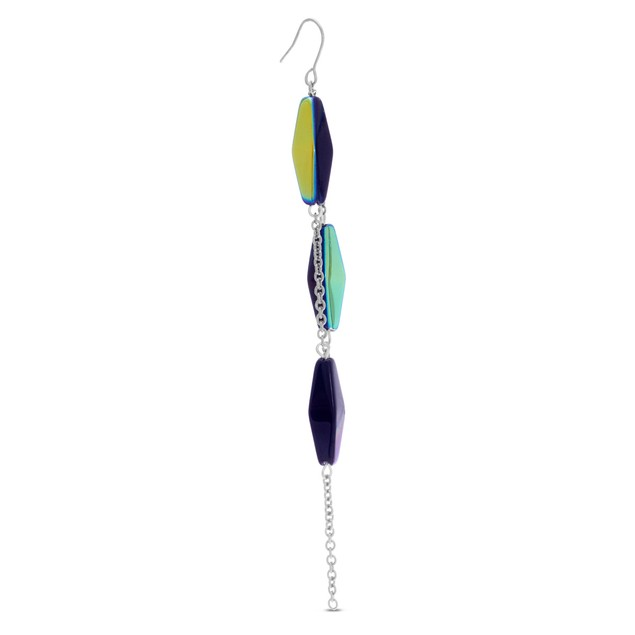Midnight Strand Earrings