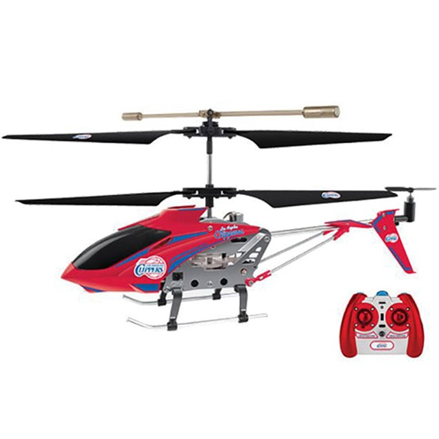 NBA Licensed Los Angeles Clippers RC Helicopter