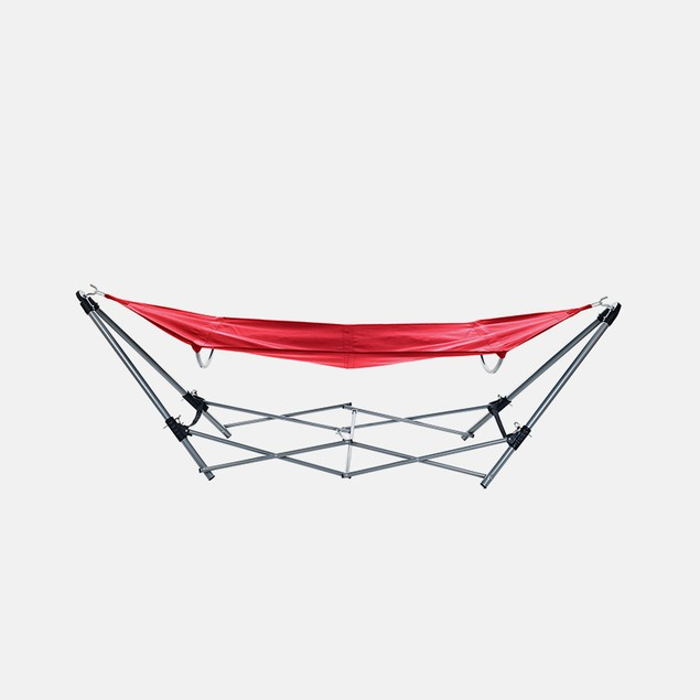 Stalwart Portable Hammock with Frame Stand and Carrying Bag