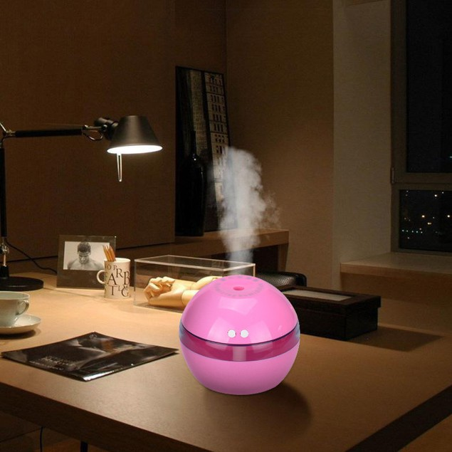 Spray Water Diffuser Ultrasonic Moisturizing Air Humidifier