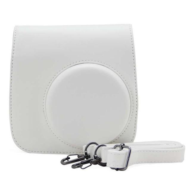 PU Leather Camera Case Bag For FUJIFILM Instax Mini8 Mini8s